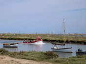 Morston at High Tide