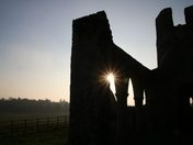 Silhouette: Church