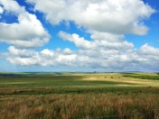 Big Sky over Exmoor