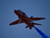 WSM Airshow - Red Arrow up close