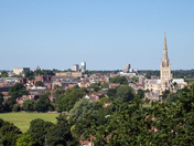 Norwich from Ketts Heights