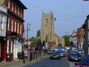 Views of Sudbury - Suffolk Day