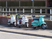 TRANSPORT. Scooters
