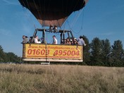 Hot Air Balloon Trip