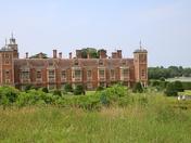 Sunny Blickling Hall