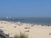 Lowestoft Beach on Sunday 18th june