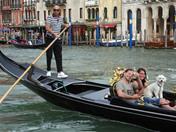 Gondola (+ dog!)