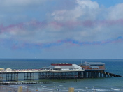 Cromer Pier At Carnival Time