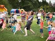 Mulbarton Schools' summer Fayre