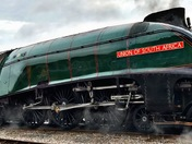 Union of South Africa 60009 in Norfolk