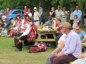Summer Solstice Festical at Earsham Wetland Centre