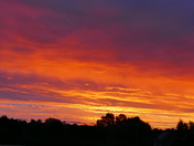 This Mornings Sunrise At 3.25am
