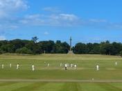 SUMMERTIME. Time For Cricket