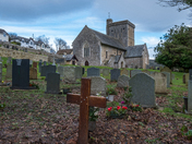 St Winifreds Church, Branscombe