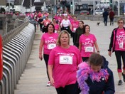 Race For Life.