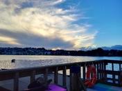 Kaleidoscope skies