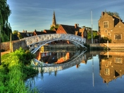 Godmanchester Golden Hour