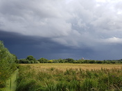 Clouds over Beccles