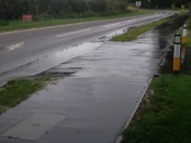 Raw sewage in Thetford Road again, it must be raining!