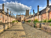 Vicars Close, Wells