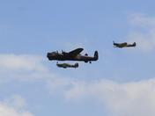 Battle of Britain flight at Marham