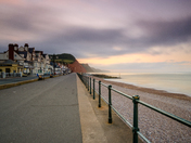 Sidmouth Early Morning