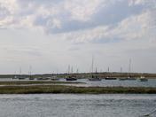 High Tide at Brancaster Staithe