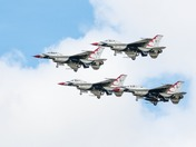 Thunderbirds at RIAT Fairford