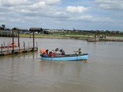 Crabbing and Foot Ferry at Walberswick