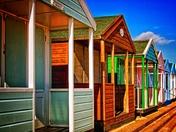 Seaside: Beach Huts
