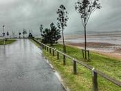 Rainy Exmouth