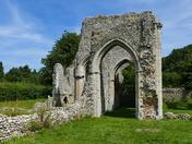 Lots Of History Here, North Creake Abbey
