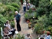 Garden Coffee Morning raises £422 for vulnerable children