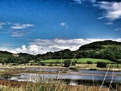 Seaton Wetlands in Devon
