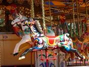 Colourful Carousel.