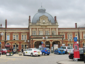 Norwich Train Station