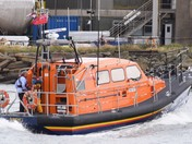Lifeboat launched