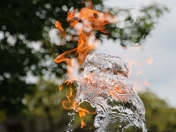 Colourful: Waterflame