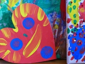 COLOURFUL. PAINTINGS