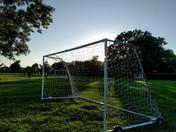 Evening football