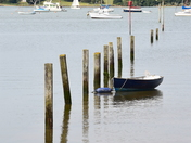ON THE RIVER AT PIN MILL