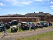 Classic Cars at Felixstowe Museum