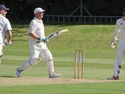 Cricket at Coggeshall Hamlet