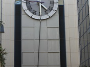 Sovereign Centre Clock