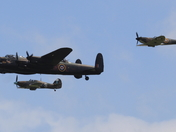 Battle of Britain Memorial Flight planes grounded