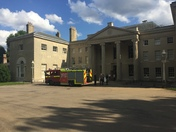Kenwood House  Fire Alarm Goes off