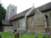 Martlesham church