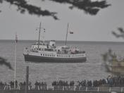 MV Balmoral visits WSM