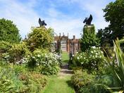 Helmingham Hall Gardens