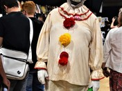This Horror story Freak show was at the Tropacana Film & Comic COn